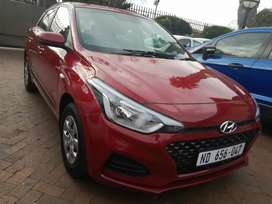 2018 Hyundai i20 1.4 manual immaculate condition for sale