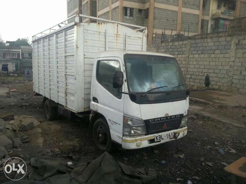 Quick sale! Mitsubishi canter KBL available at 750k asking price! 0