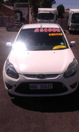 2011 Ford Figo 1.4 Trend- FOR SALE