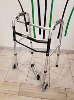 Balkonik stały lub dwukołowy aluminiowy składany ARmedical