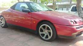 98 Alfa Spider 2l Tspark softop. Full house.225k km. Neg upon viewing