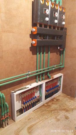 Монтаж систем опалення, водопостачання, водовідведення, заміна стояків Винница - изображение 3