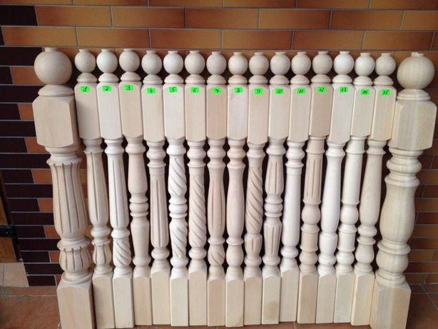 Балясини, стовпи, перила, сходи, підсходинки, щит Луцк - изображение 6