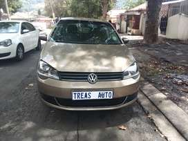 VW POLO VIVO WITH AN ENGINE CAPACITY OF 1,4