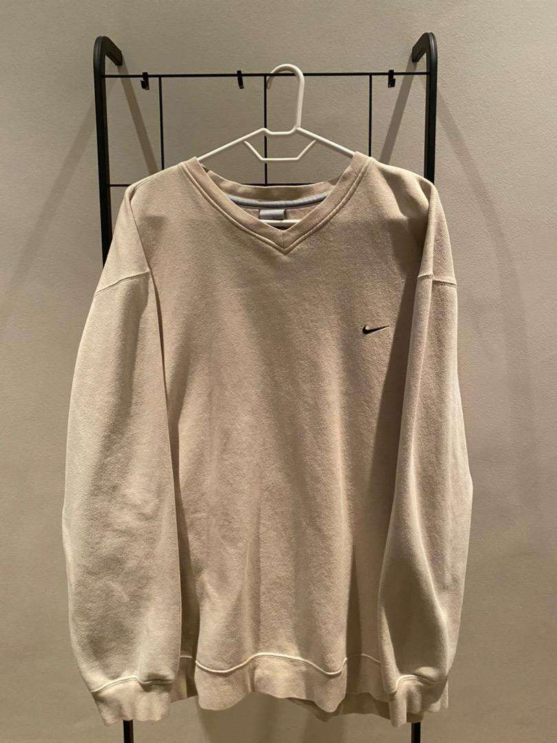 Nike v-neck sweatshirt