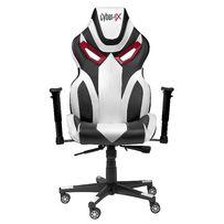 Игровое/офисное кресло Cyber EX X1 - Белый