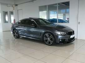 2017 BMW 4 Series 420D Coupe M Sport Auto (F32)