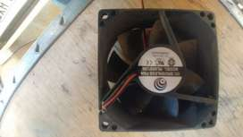 DC Brushless Extractor Fan.