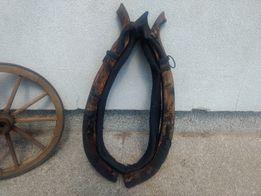 Chomąto dla konia antyk stare vintage retro