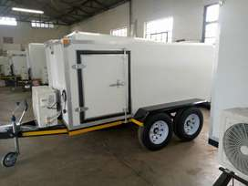 Fridge Trailer, 3metre length