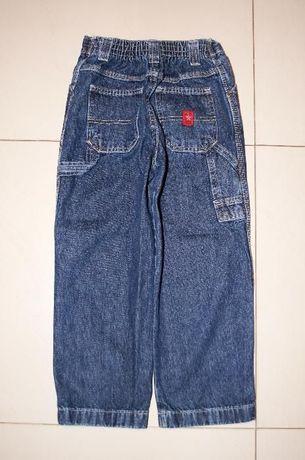 122: Spodnie ocieplane, bawełniane, sztruksowe, dresowe, bluza koszule Mińsk Mazowiecki - image 1