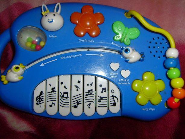 Baby mix Музыкальное пианино Киев - изображение 5