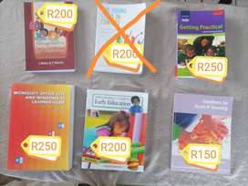 Higher certificate foundation place textbooks