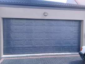 Remote controlled Garage doors and gates