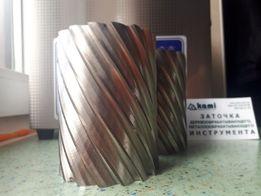 Заточка фрез спиральных, модульных, цилиндрических и торцевых, шарошек