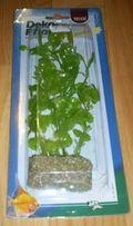 Аквариумные растения искусственные пластиковые Trixie новые