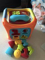 Сортер, детские игрушки