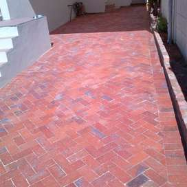 Paving and Tiling
