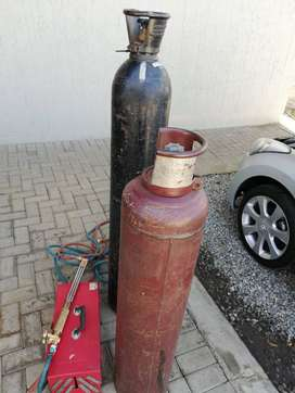 Oxy acetylene cutting set for sale