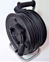 Удлинитель электрический садовый 50м 2х2,5 мм