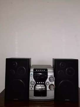Aiwa system for sale