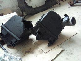 Расходомер воздуха audi A6 C5 2.5TDI. Корпус воздушного фільтра ауді