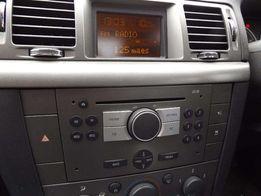 Radio CD30 Opel Vectra C Signum komplet