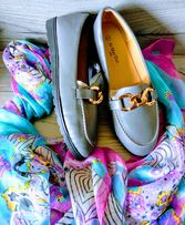 Новые осенние туфли - 41размер!