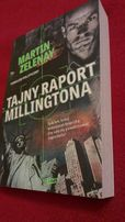 Zelenay Martin Tajny raport Millingtona /thriller, walka z terroryzmem