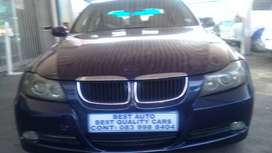 2006 BMW 320-i Engine Capacity E-90 with Automatic Transmission