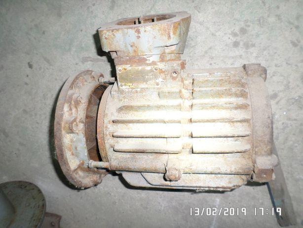Электродвигатель 3 квт. 1500 оборотов Старобельск - изображение 1