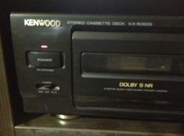 Кассетная дека KENWOOD KX - 5060 S