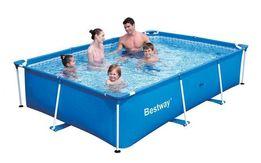 Каркасный бассейн басейн Bestway 300х201х66 см на 3300 л