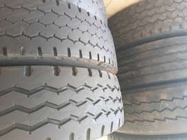 TRUCK TYRES AVAILABLE