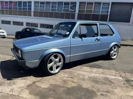 1979 Vw golf 1 turbo