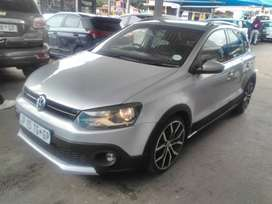 VW POLO CROSS 1.4 MANUAL