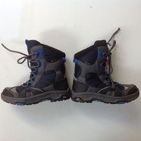 Buty kozaki śniegowce Jack Wolfskin Snow Ride 31