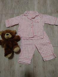 Пижамка пижама на 0-3 месяца