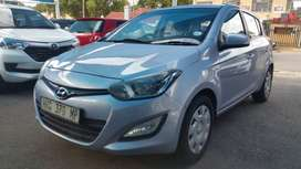 2012 Hyundai  i-20 1.4 Engine Capacity