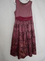 Платье для девочки вечернее р134