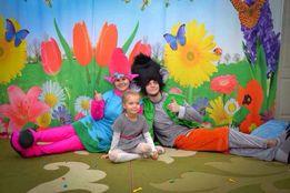 Проведение детских праздников анимация , воздушные шары