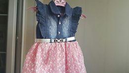 Новое платье 600₽, кофта 600₽