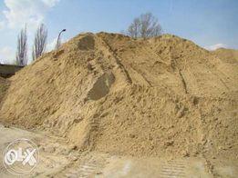 Piach piasek zasypka piasek zasypowy 14m3 transport