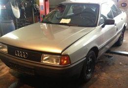 Разборка автомобиля Audi 80 B3 B4