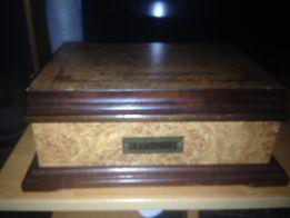 gramofon cd retro szkatułka