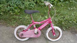 Rowerek dzięciecy metalowy gumowe opony dla dziecka 2 - 5 lat
