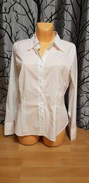 Biała koszula Slim Marks& Spenser