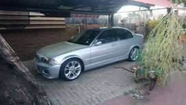 BMW E46 330i 2000 5 speed auto (Negotiable)