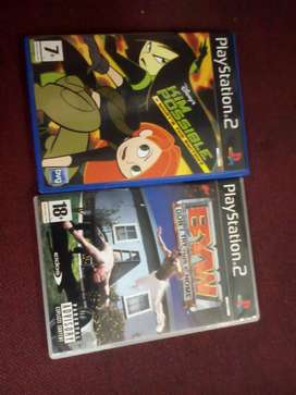 Ps2 Kim possible + Byw