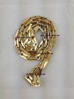 Золотая цепочка лезвие